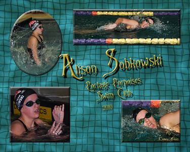 Alison Sobkowski Swim shots