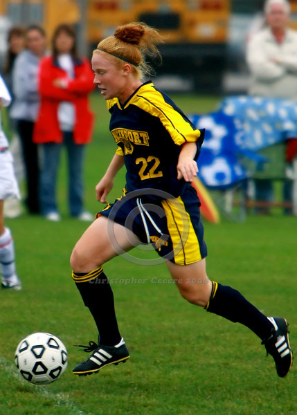 """<span style=""""color:#EEAD0E"""">Spencerport Rangers #22</span> Co-player of the Year and First Team AGR"""