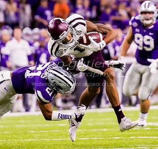 2016 Texas Bowl — Texas A&M vs Kansas State at NRG Stadium Houston Texas 12/28/2016