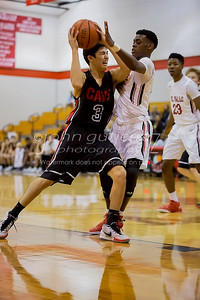 Lake Travis vs Del Valle Boys BB