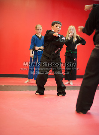 All Star Martial Arts October 2013
