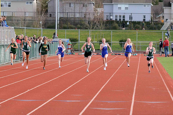 Allie's Track Meets
