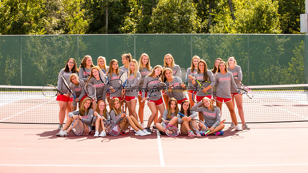 Alton High Girls Tennis