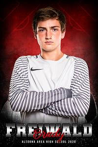 Brady Freiwald_Altoona Boys Soccer 2019_IND_48x72_banner