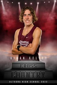 Aidan Kelley Altoona XC Ind Banners 2021_48x72_banner