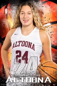 Carranda 2 AAHS Girls Basketball Banners 2020