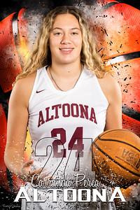 Carranda AAHS Girls Basketball Banners 2020