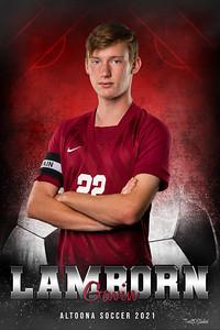 Gavin Lamborn Altoona 2021 soccer_48x72_banner