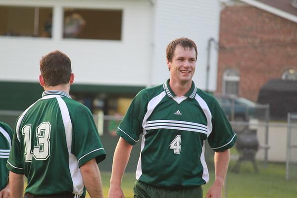 OCHS Soccer Aces vs Alumni