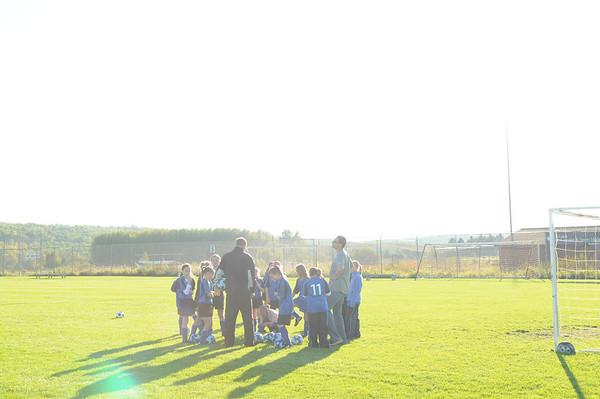 alyssa's soccer game | 9.24.11