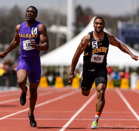 America East Sunday T&F Championships
