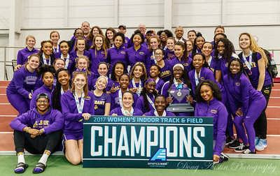 America East T&F Championships Awards Ceremony