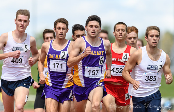 America East Track and Field Championships Sunday