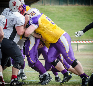 vs Chester Romans-139