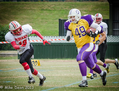 vs Chester Romans-49