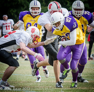 vs Chester Romans-123