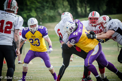 vs Chester Romans-129
