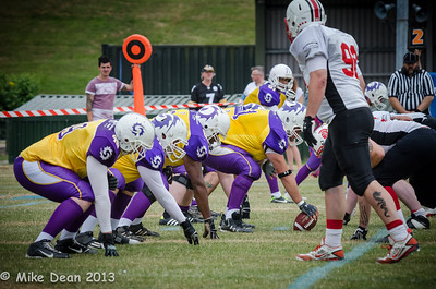 vs Chester Romans-60
