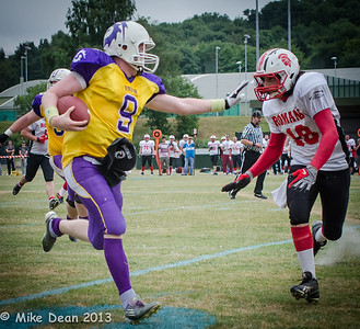 vs Chester Romans-89