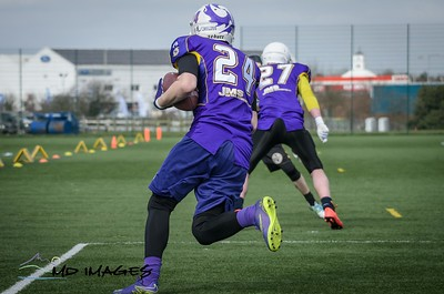 Scrimmage vs Steelers-118