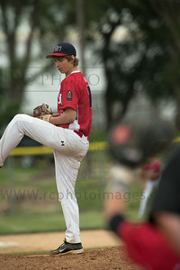 Post 285 vs Canton Post 16 1st District Game