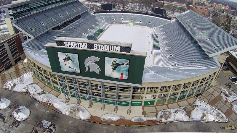 Spartan Stadium - Michigan State University