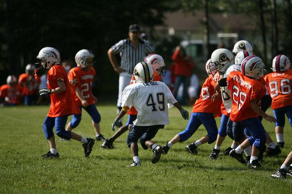 American Youth Football 2006 Fairbanks Alaska
