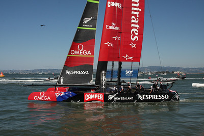 America's Cup 2013 (6-7)
