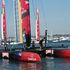 My first time photographing the Americas cup , At the beginning I was not certain what to expect in terms of crowd , location and how close will I would be to the action , So i am using this as a foundation for future attendance .  Here are a few images from Sat and Sunday.