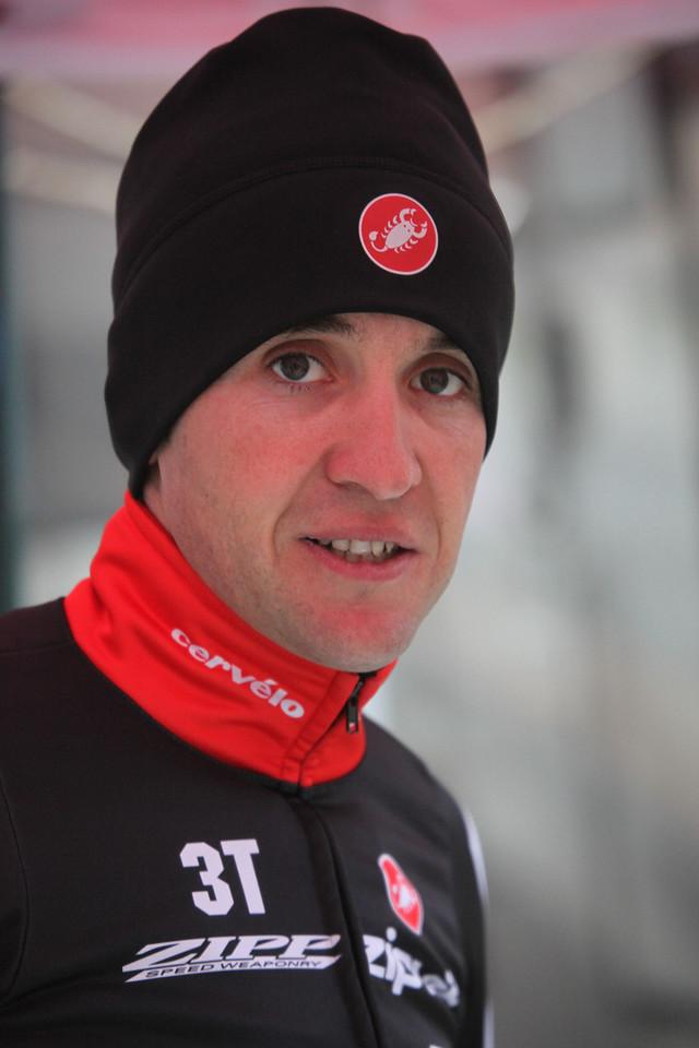 2008 Tour de France Winner, Carlos Sastre