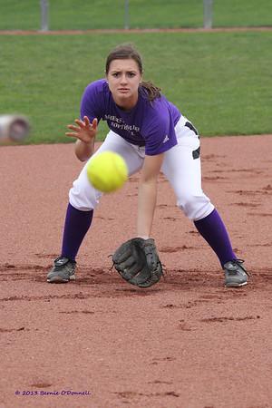 Amhest College Women's Softball