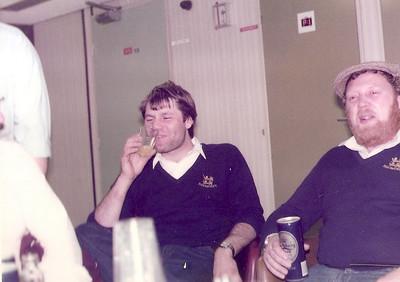 Amsterdam Tour 1984