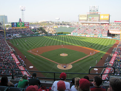 Anaheim Angels - 5/15/10