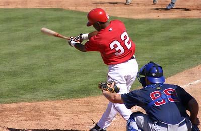 Anaheim Angels Spring Training 2005