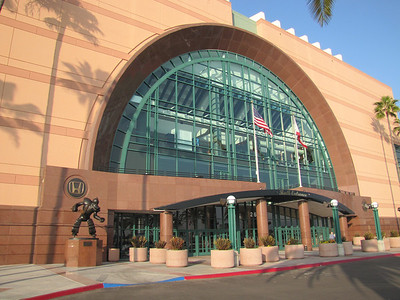 Anaheim Ducks Game - 11/2011
