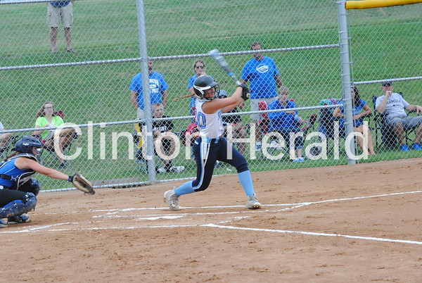 Anamosa at Northeast softball (7-6-16)