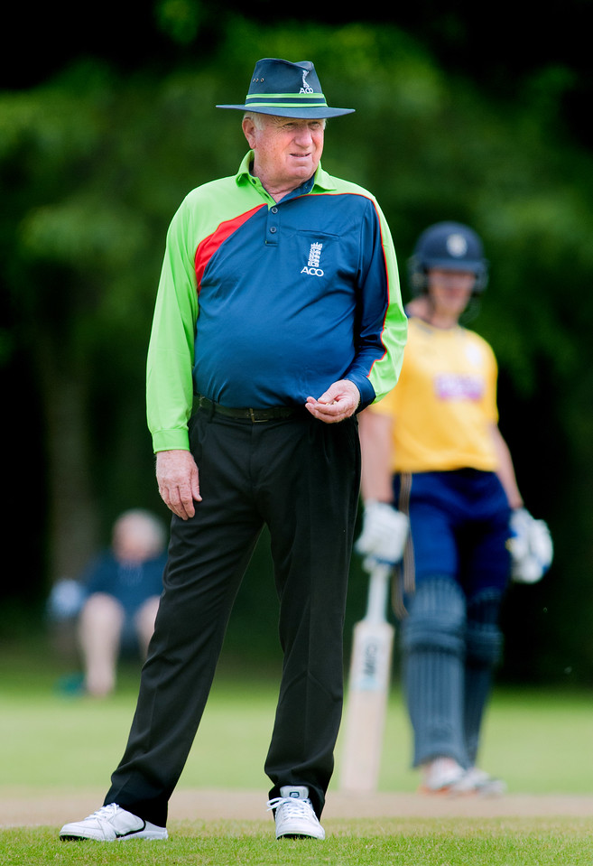 Andover Cricket Club v Hampshire County Cricket Club - Jimmy Adams Benefit Match - 25th May, 2015 - Picture Andy Brooks