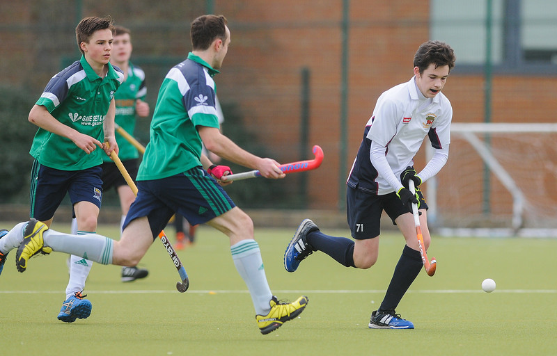 Andover Hockey – Men 2 v Chichester - 11th March, 2017 - Picture Andy Brooks