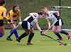Action from Andover Hockey Club's Ladies 1 v Winchester. 25th Feb, 2017 - Pic Andy Brooks