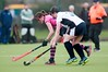 Action from Andover Hockey Club's Ladies 2 v City of Portsmouth. 25th Feb, 2017 - Pic Andy Brooks