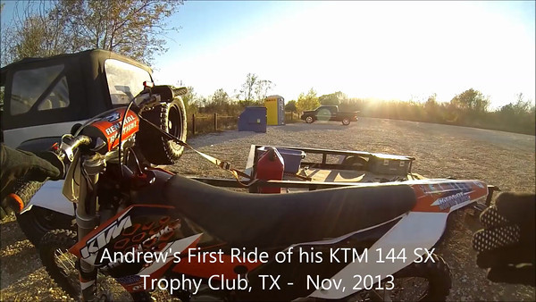 Andrew Riding at Marshall Creek - GoPro