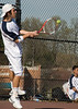 Tennis-Whitman vs Bullis --Andrew Zutz (#2) of Bullis  5 x 7 inch image