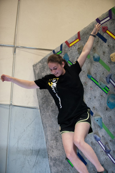 Planet Granite competing at 2014 NorCal Youth Climbing League, Diablo Rock Gym, Concord, CA, 1-12-2014