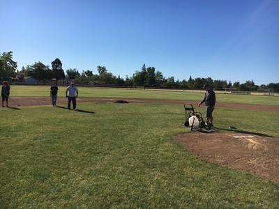 Andy Braio Memorial field
