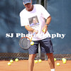 Ivan Lendl, coach for Andy Murray, having a practice session at Boca Grove Golf and Tennis Club in Boca Raton, Florida on April 9, 2013.<br /> (Copyright © 2013 - Stacy Jo Grant)
