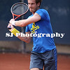 Andy Murray having a practice session with his coach, Ivan Lendl at Boca Grove Golf and Tennis Club in Boca Raton, Florida on April 9, 2013.<br /> (Copyright © 2013 - Stacy Jo Grant)