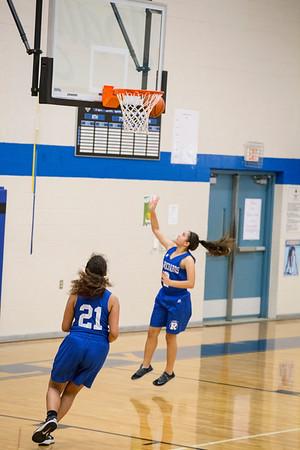 Ann Richards Basketball