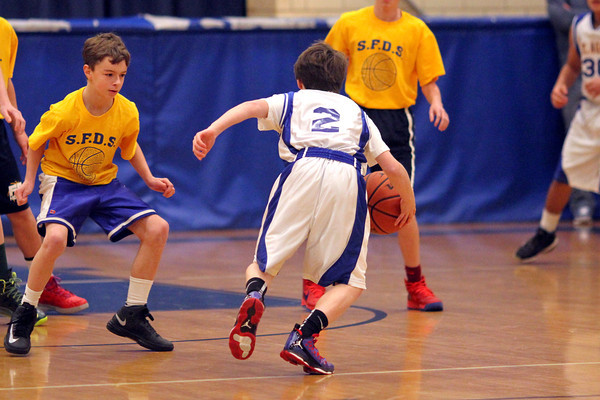 St Agnes 7th grade boys  A team 056