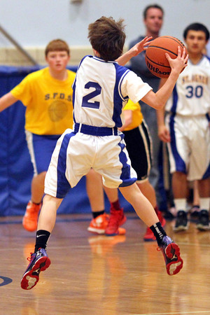 St Agnes 7th grade boys  A team 062