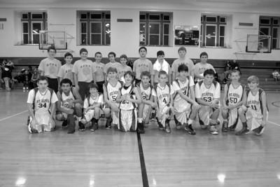 Annual St. Agnes Joseph P. Altman Jr. Memorial 6th Grade Boys & Girls CYO Basketball Tournament